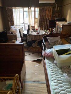 大型家具の撤去